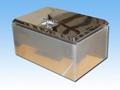 Waterproof truck tool storage  box under tray tool box set  for trailer