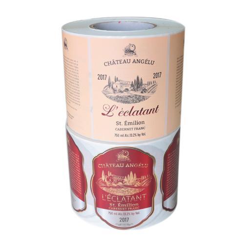 wine label printing 2