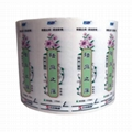 Personalized printing cosmetic adhesive label sticker 4