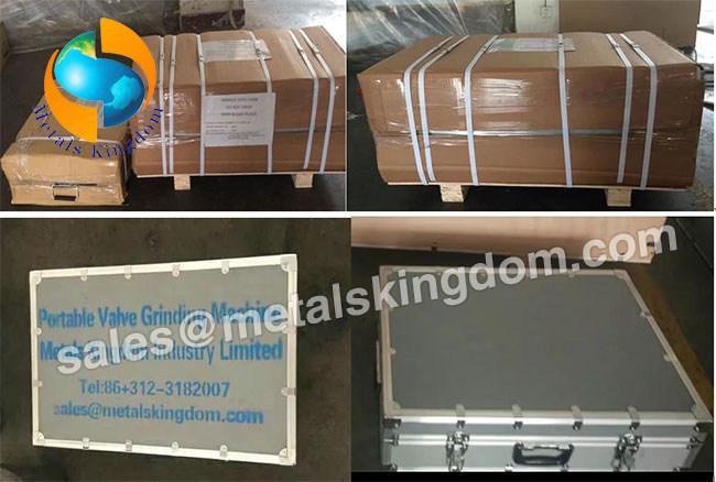 MJ-400 Portable Globe Valves Grinding Machine 1