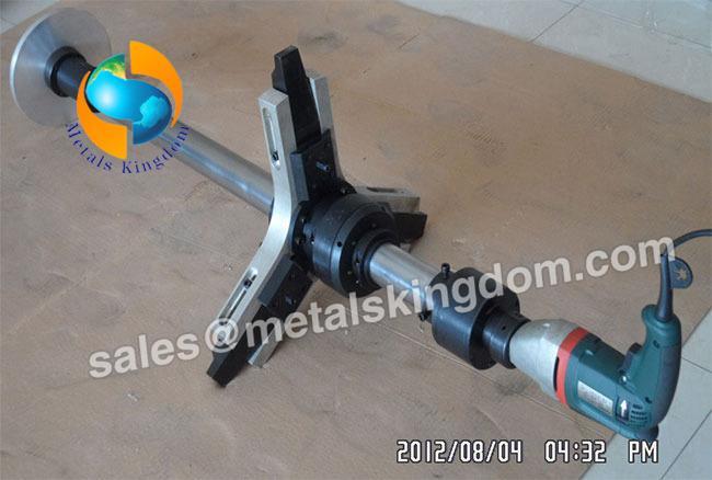 MJ-400 Portable Globe Valves Grinding Machine 2