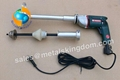 M-100 Globe & Safety Valve Grinding Machine  2
