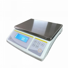 0.1g commercial scale laboratory table balance