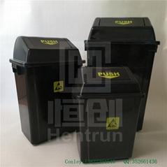 防静电垃圾桶ESD垃圾袋防静电纸巾盒
