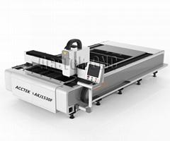 优本光纤高功率激光机激光金属切割机