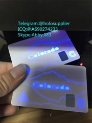 New Colorado window ID card   Colorado uv card