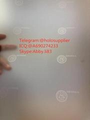 New Georgia laminate sheet GA ovi sheet hologram