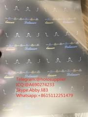 2019 New Delaware ID hologram laminate sheet DE ovi sheet