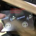 Tennessee ID hologram TN state overlay