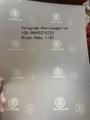 New Rhode Island ID hologram OVI sheet overlay ID 1