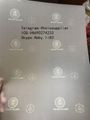 New Rhode Island ID hologram OVI sheet overlay ID