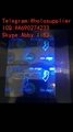 New Jersey id overlay NJ ID state hologram with UV 2