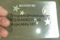 Missouri ID hologram sticker MO id overlay 1