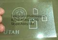 New Utah OVI hologram sticker UT ID state overlay 2