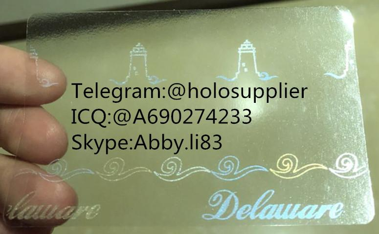 NEW Delaware id overlay DE ID state hologram