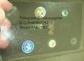Mississippi  ID DL hologram MS overlay sticker