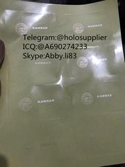 Kansas id overlay KS ID state hologram