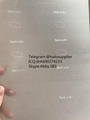 Nebraska  laminate sheet NE ovi sheet hologram 2