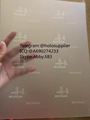 New Michigan Hologram overlay MI OVI hologram laminate sheet Michigan template 3