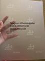 New Michigan Hologram overlay MI OVI hologram laminate sheet Michigan template
