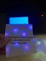 NEW OKC blank ID card Oklahoma UV card