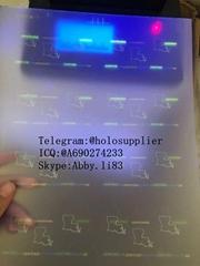 Louisiana with UV laminate sheet LA ovi sheet