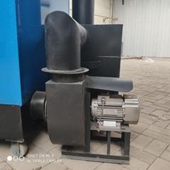 江西數控熱水燃煤燃生物質兩用鍋爐