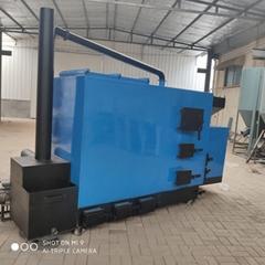 厂家直销数控恒温烘干水产养殖燃煤燃生物质两用锅炉