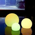 Outdoor waterproof Solar LED Floating Ball Lighting
