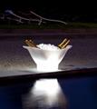 lighted up led champagne cooler