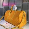 Louis Vuitton MONOGRAM GALAXY KEEPALL 50 BANDOULIÈRE bag duffle bag LV travel ba