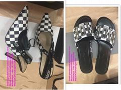 Christian Dior slippers dior slides dior slingback Jadior BALLERINA dior MULE