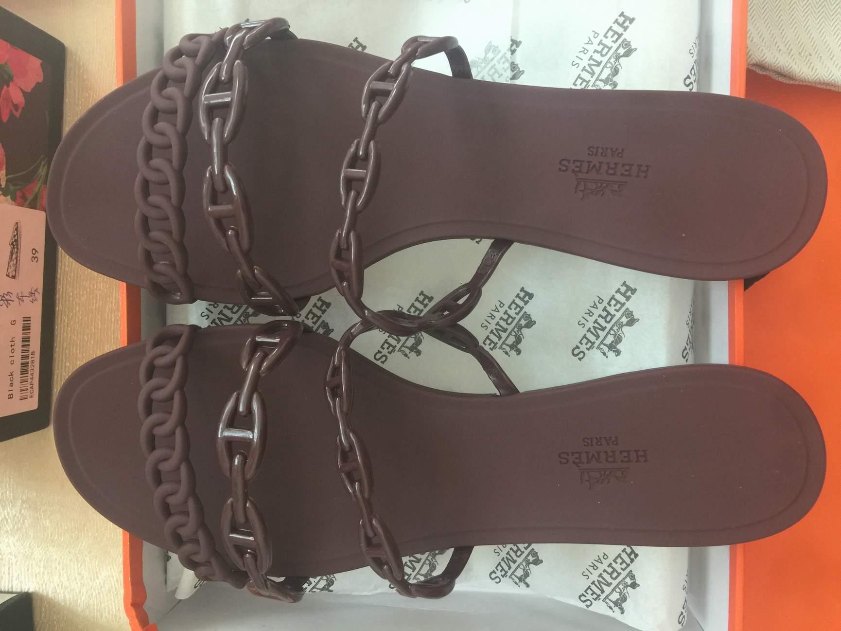 jelly slides shoes Women Jelly Sandals flat slipper        slides        2