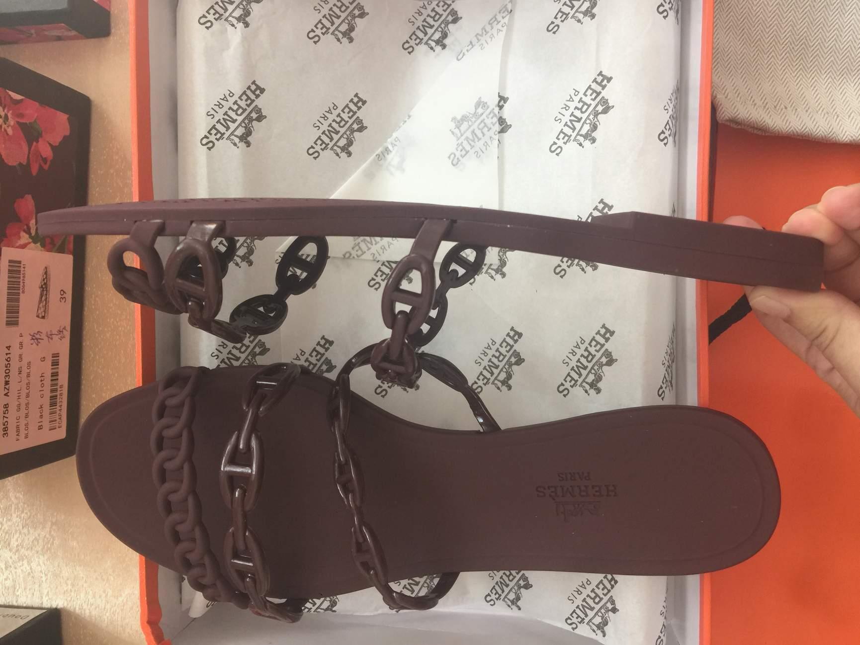jelly slides shoes Women Jelly Sandals flat slipper        slides        6