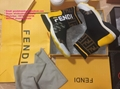 Fendi Mania Rocko leather sock Fendi sneaker Fendi boots Fendi Shoes Fendi Slipp