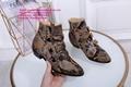 Chloe boots chloe shoes chloe sneaker shoes SUSANNA SHORT BOOT in nappa sheepski