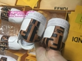 Fendi Sneaker Fendi men shoes Sock-like Upper Boots Fendi women Shoes FF shoes