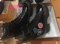 Laureate Platform Desert Boot WONDERLAND FLAT RANGER    ankle boot 7