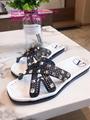 Valetino slipper valentino sandal VALENTINO GARAVANI ROCKSTUD FLAT SLIDE SANDAL