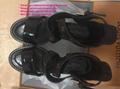 LV heels sandals LV sandals Louis Vuitton sandal LV PASSENGER SANDAL HORIZON SAN