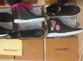 Louis Vuitton STELLAR SNEAKER boots LV high top sneaker LV sneaker LV Monogram
