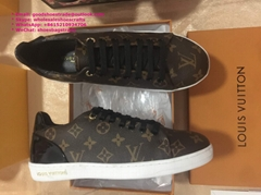 Louis Vuitton FRONTROW SNEAKER LV sneaker LV shoes louis Vuitton wallet trainers