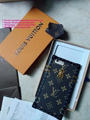 Louis Vuitton Petite Malle Eye trunk bag iphone case LV phone case phone shell 7