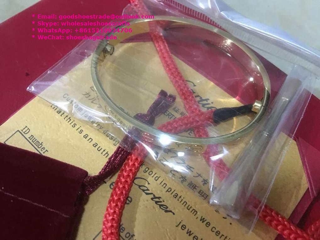 Cartier Bracelet Cartier Stainless Bracelet Cartier Wristband Bangle earrings 6