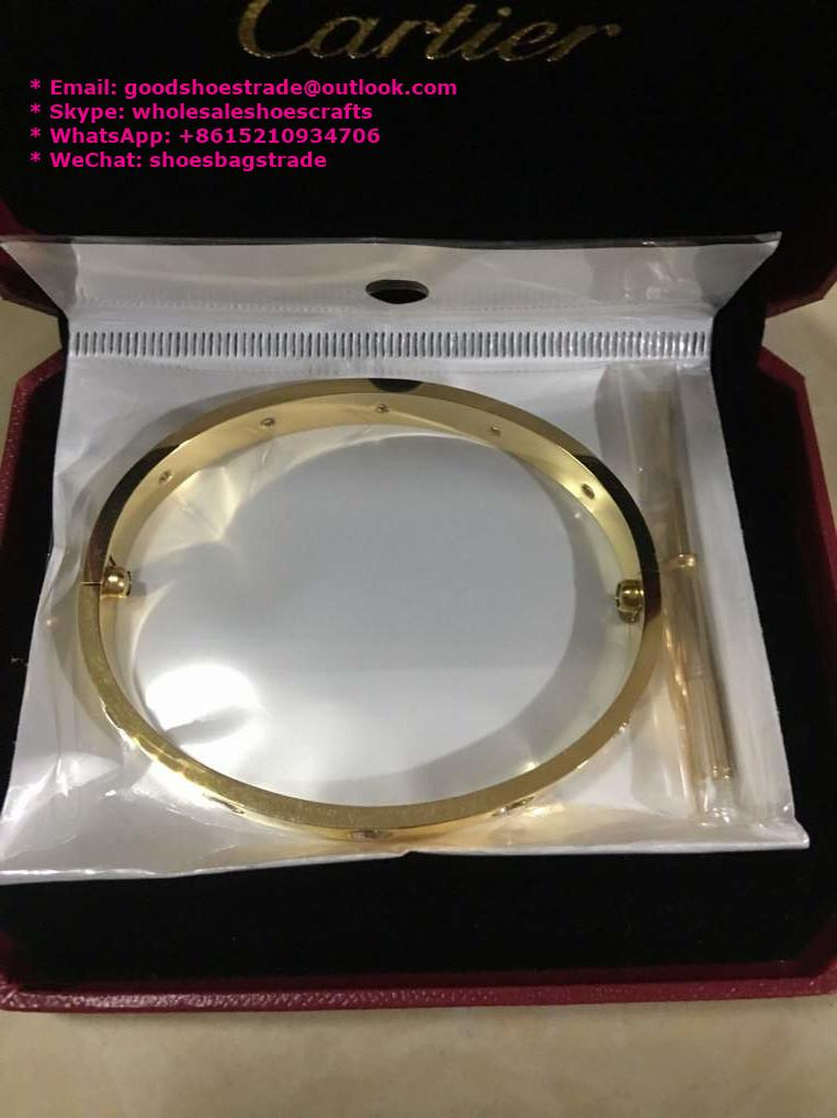 Cartier Bracelet Cartier Stainless Bracelet Cartier Wristband Bangle earrings 8