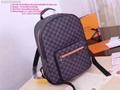 LV backpack Louis Vuitton backpack LV bags BACKPACK TRIO STEAMER BACKPACK LV bag