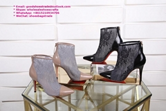 Christian Louboutin shoes CL high heel shoes CL slippers CL sandals CL heels boo
