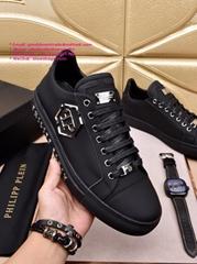 PHILIPP PLEIN Sneaker LO TOP SNEAKERS HEXAGON PP shoes PHILIPP PLEIN men shoes