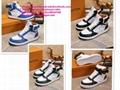 Louis Vuitton RIVOLI SNEAKER BOOT LV RUN AWAY PULSE SNEAKER LV Men Shoes LV shoe