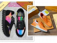 LV RUNNER SNEAKER LV run away sneaker Louis Vuitton V.N.R SNEAKER FASTLANE SNEAK